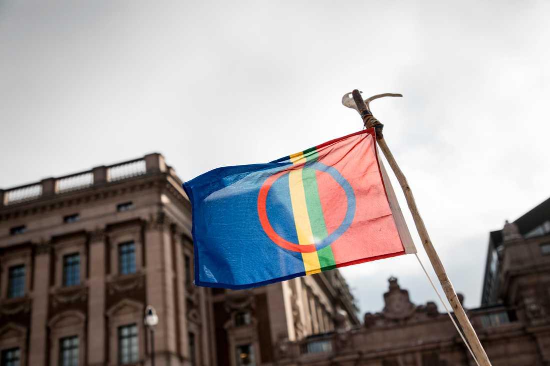 Sverige får på nytt internationell kritik för hur rättigheterna för det samiska folket efterlevs. Arkivbild.