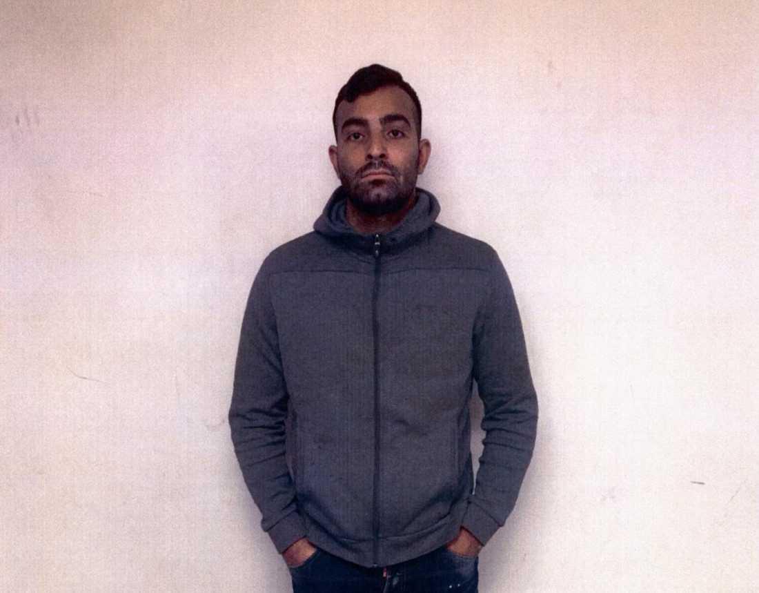 Zakriya Awad Mezar, 23, dömd till livstids fängelse för mord i Malmö.