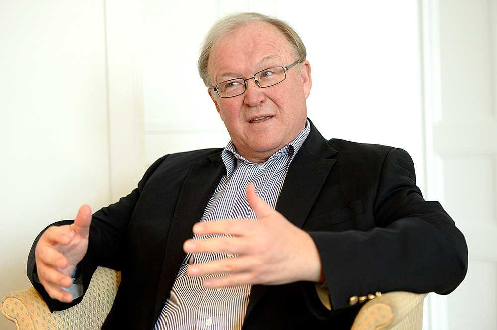 Göran Persson var statsminister mellan 1996 och 2006.