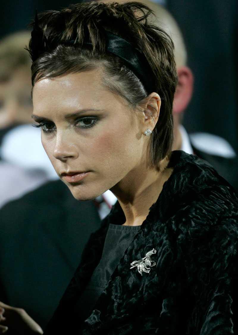 """Victoria Beckham säger att hon är överlycklig över att få vara domare i """"Idol""""."""