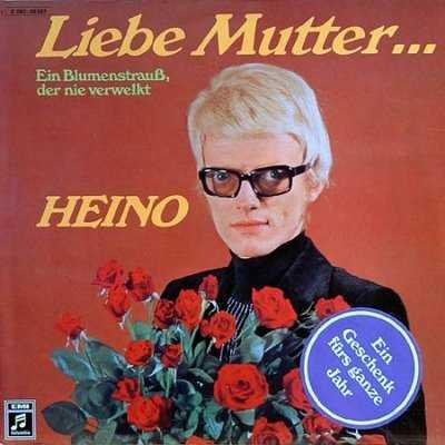 BONUSBILD: Heino Off topic bjuder snälla Nöjesbladet även på Heinos hyllningsskiva till sin mor.