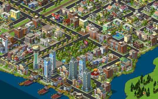 Cityville spelas av över hundra miljoner användare – nu planeras en mobilversion av spelet.