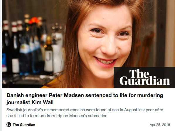 The Guardian, Storbritannien.