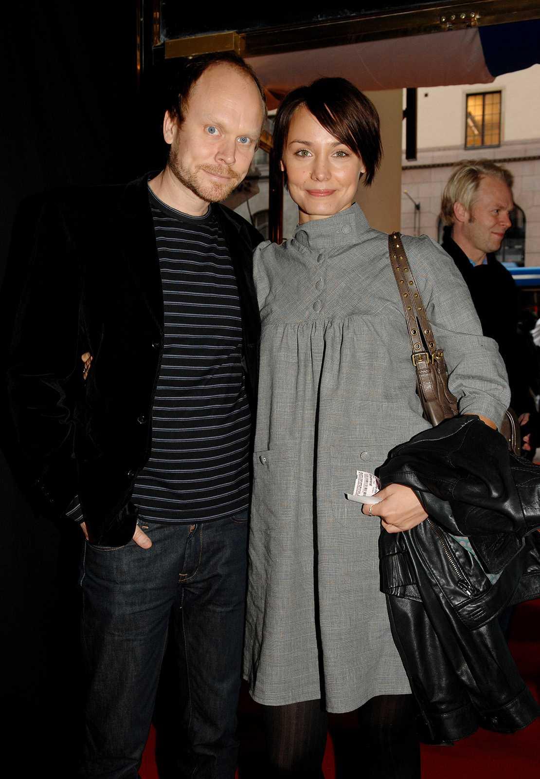 "På premiären av ""Råttatouille"" i Oktober 2007."