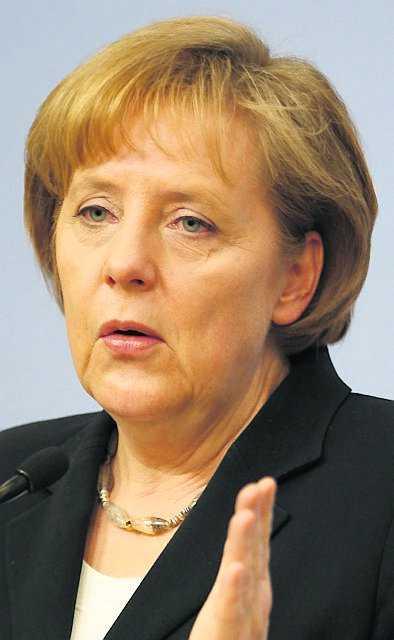 """""""Tyskland sörjer i dag med hela det polska folket""""- Angela Merkel, Tysklands förbundskansler."""