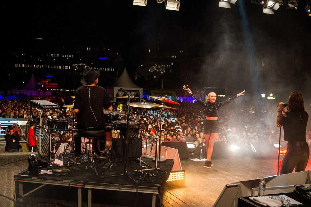 Det var under festivalen We Are STHLM i somras som övergreppen ska ha ägt rum. Bland andra var världsartisten Zara Larsson en av de som uppträdde.