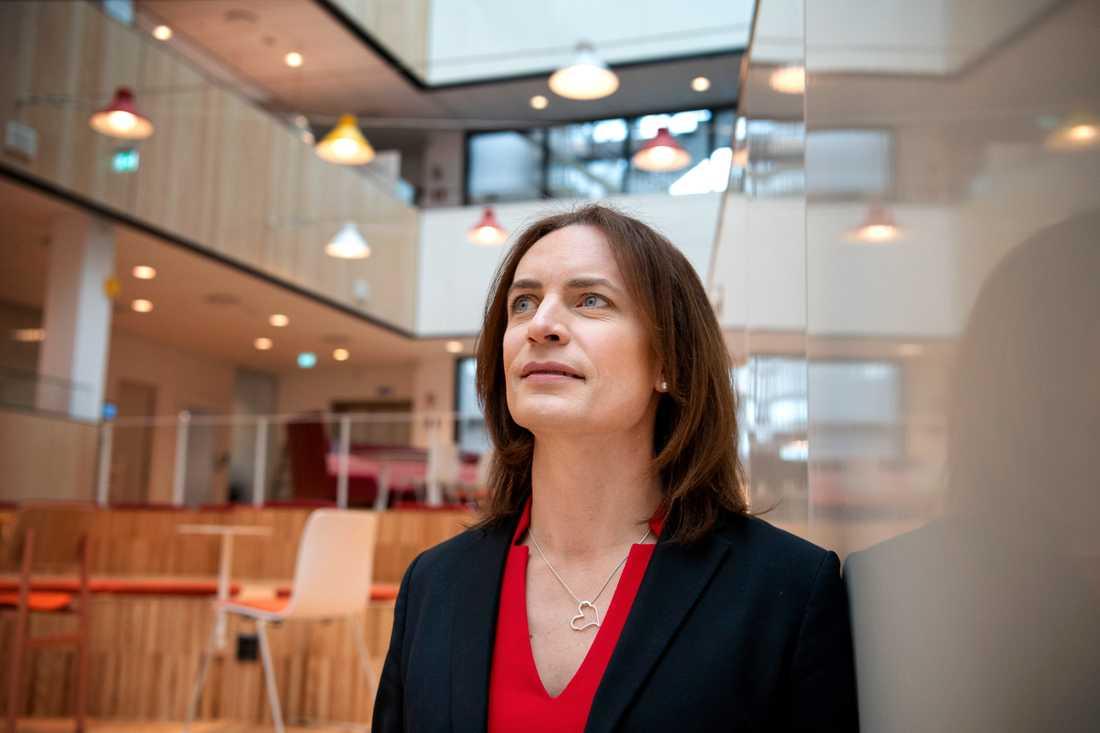 Caroline Farberger, vd på Ica Försäkring, hoppas att också andra försäkringsbolag ska modernisera sina hemförsäkringar och se till att de täcker våld i hemmet.