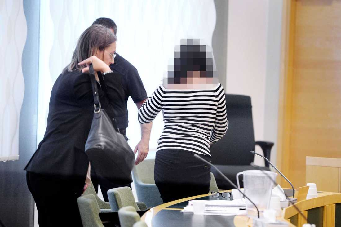 Den så kallade Arbogakvinnan åtalas på fredag för en rad brott.