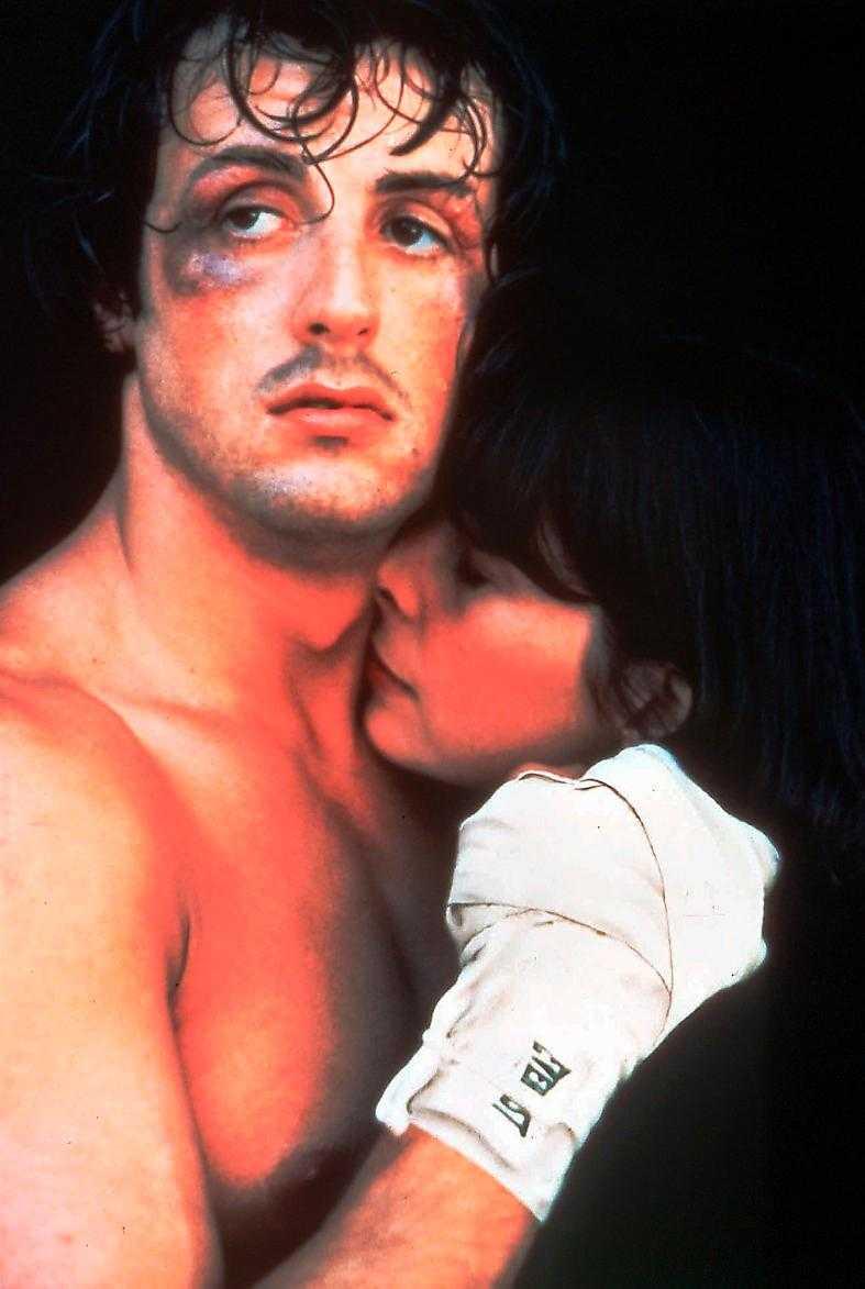 """Rocky"" (1976)."