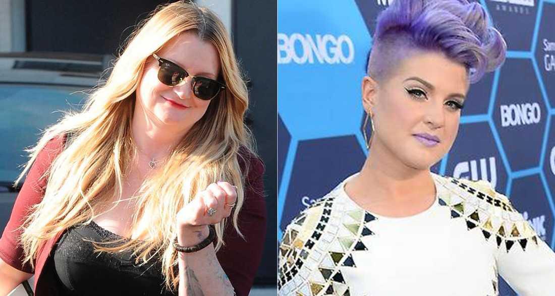 Twittrade om älskarinnan Michelle Pugh har stämt Ozzys dotter Kelly Osbourne