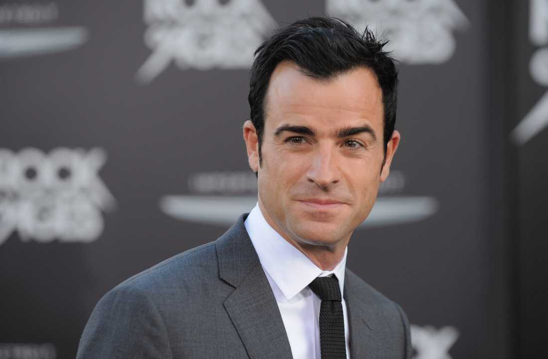 Justin Theroux.
