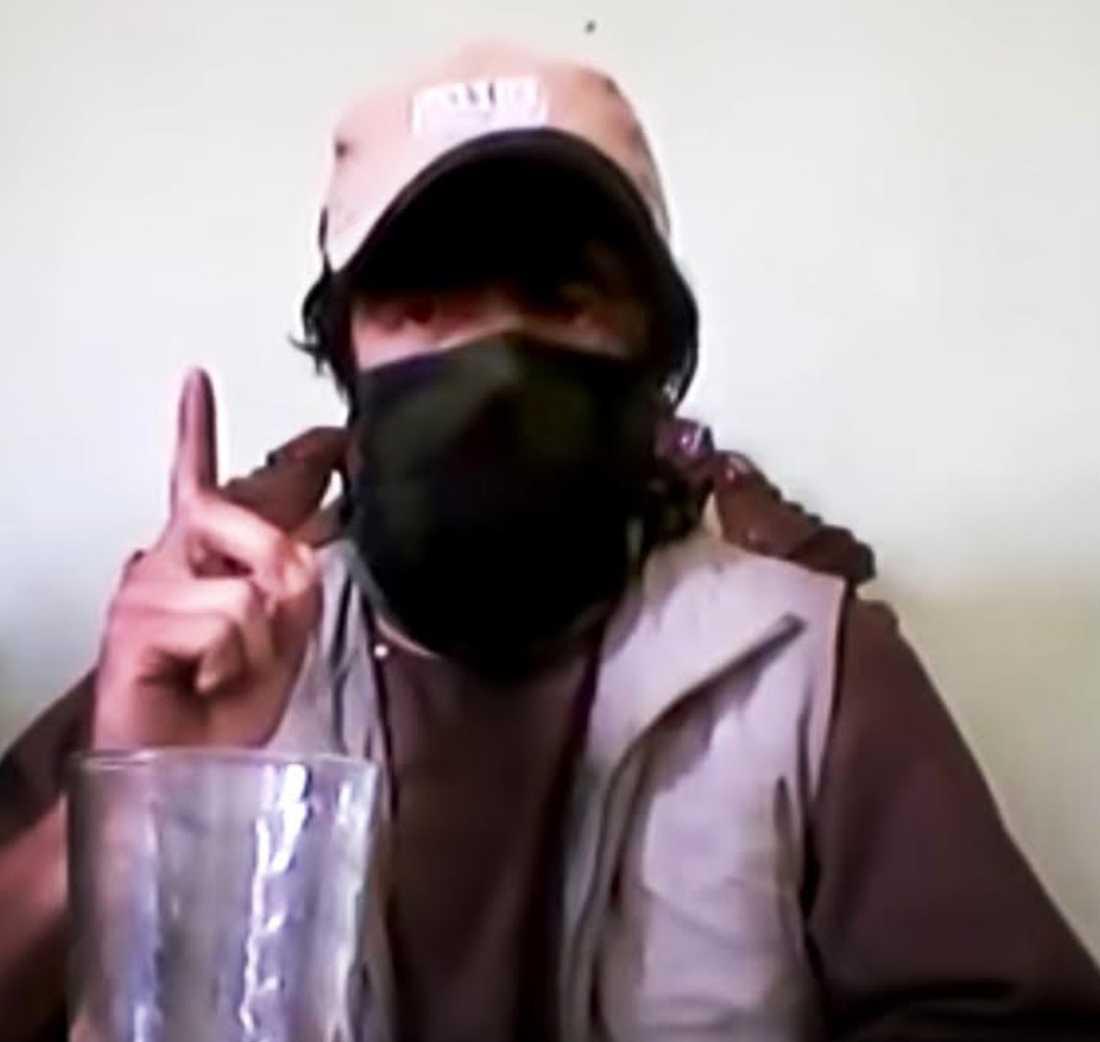 """Abu Usama Noraki: 32-årig rekryterare inom IS. """"Han styrde mina handlingar"""", säger Akilov i förhör."""