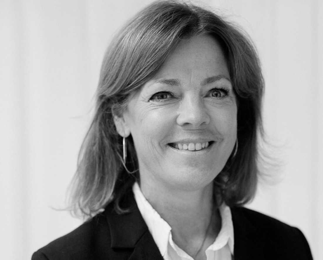 Karin Brynell, vd Svensk dagligvaruhandel.