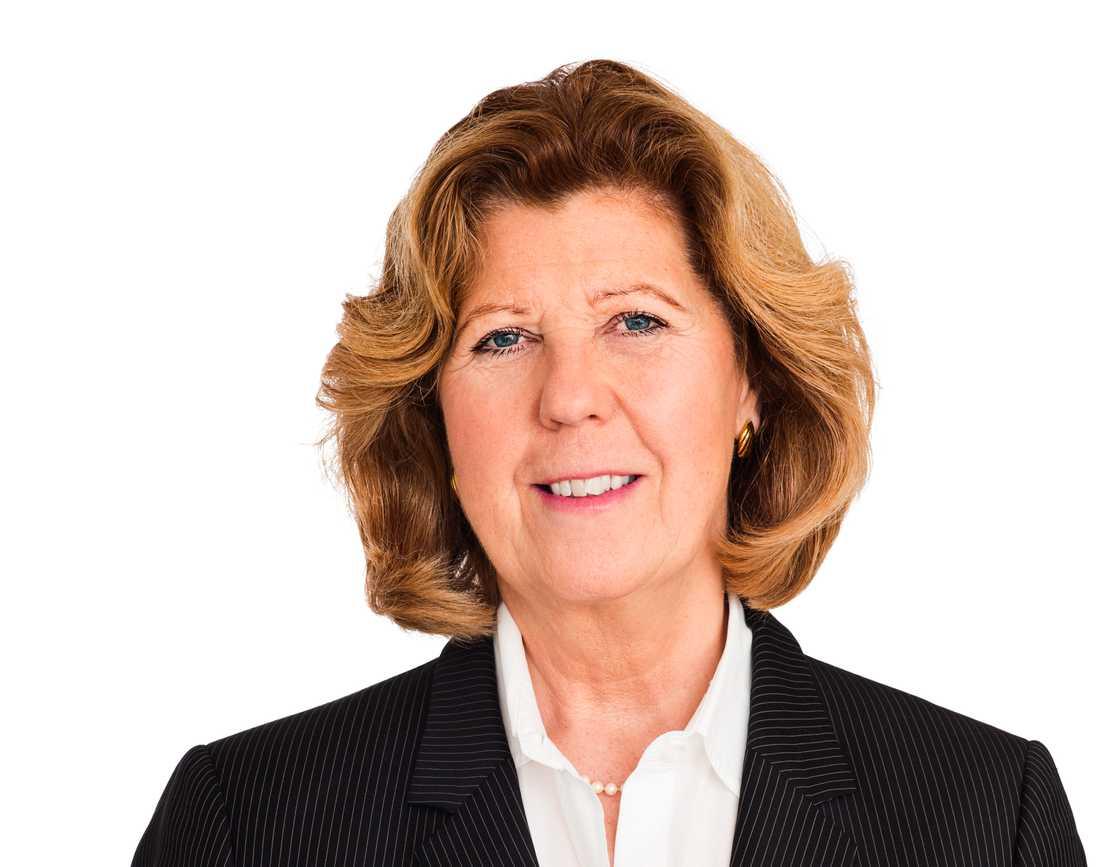 Ewa Lagerqvist är vd för Visit Sweden.