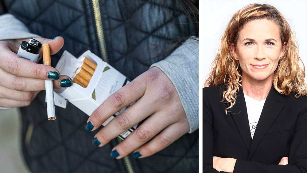 Nuvarande lag om rökfri skolgård reglerar bara cigaretter och utelämnar helt övriga tobaksprodukter. Att den reglerar skolgården som ett geografiskt område, innebär i praktiken att den gamla rökrutan har flyttat till skolans entré, skriver Helen Stjerna, generalsekreterare, A Non Smoking Generation.