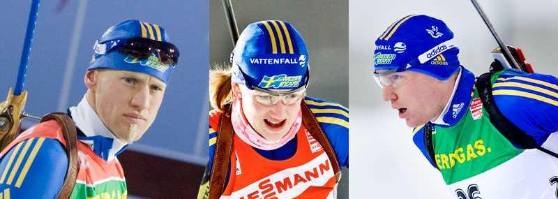 Carl Johan Bergman, Helena Jonsson och Björn Ferry kan missa världscupfinalen.