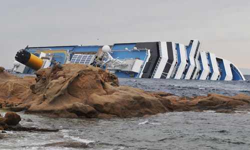 Costa Concordias svarta lådor visar vad som hände.
