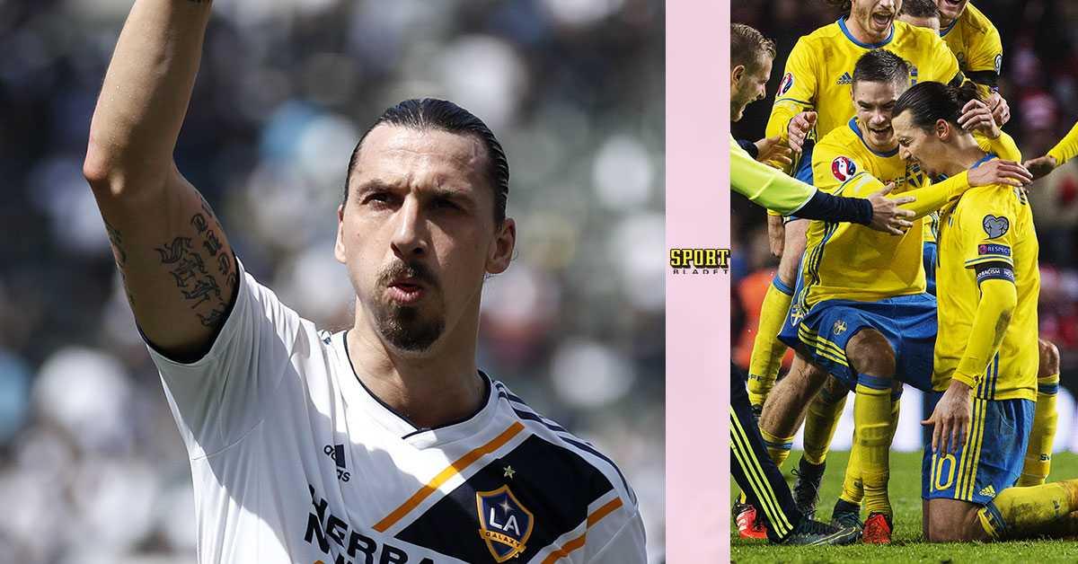 Zlatan säger nej till VM – svenska fotbollsförbundet bekräftar nu ... 6672ac3d3c71a