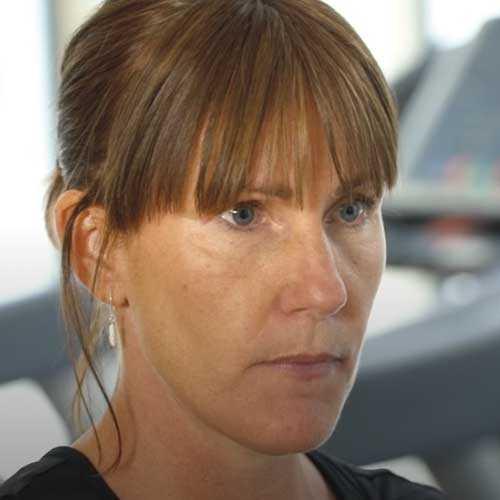 Anna R Landaeus, specialist på gravidträning