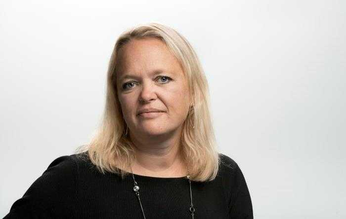 Anna Karin Hildingson Boqvist, vikarierande barnombudsman.