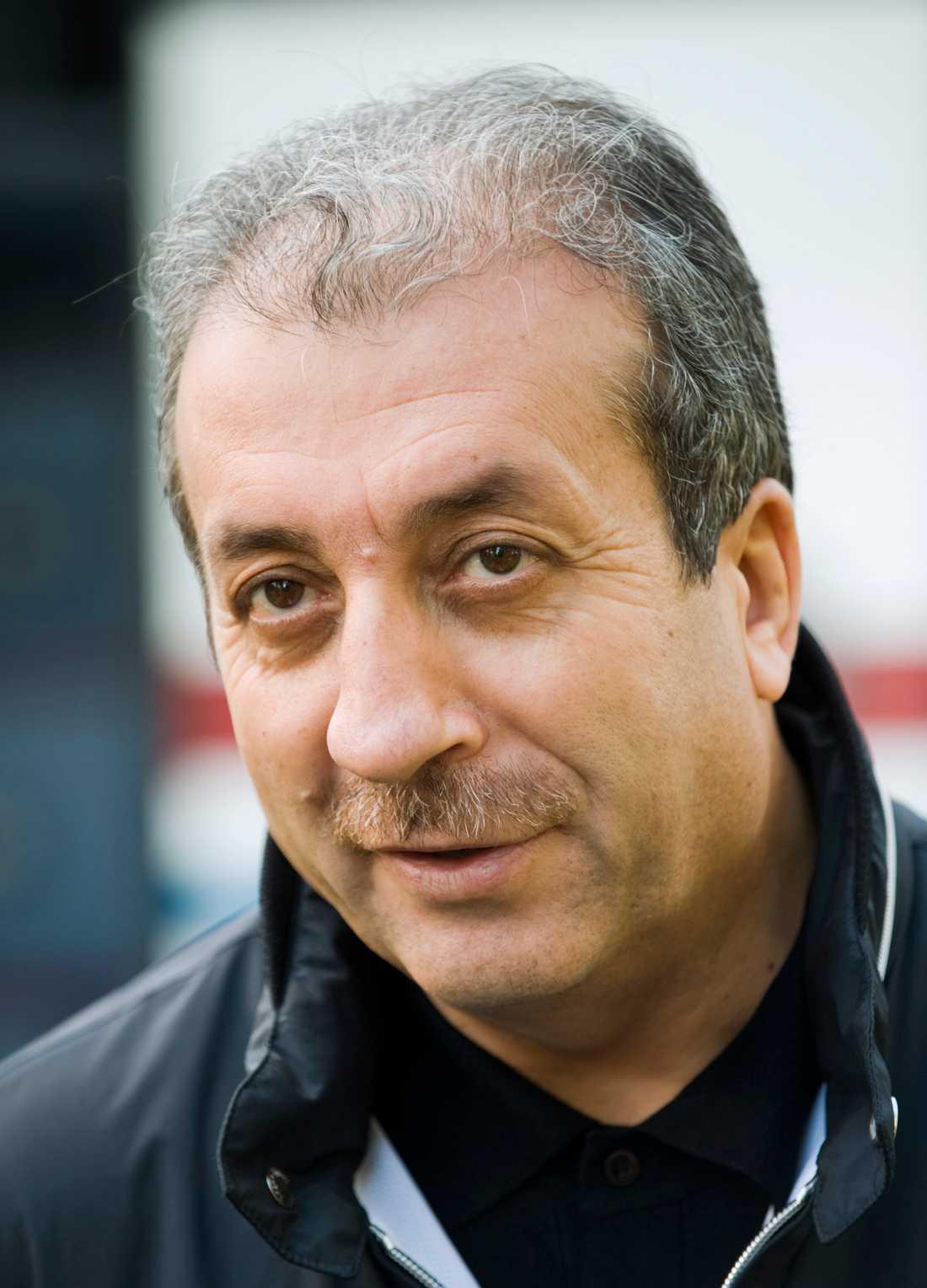 Mehmet Mehdi Eker, före detta minister för turkiska AKP-partiet.