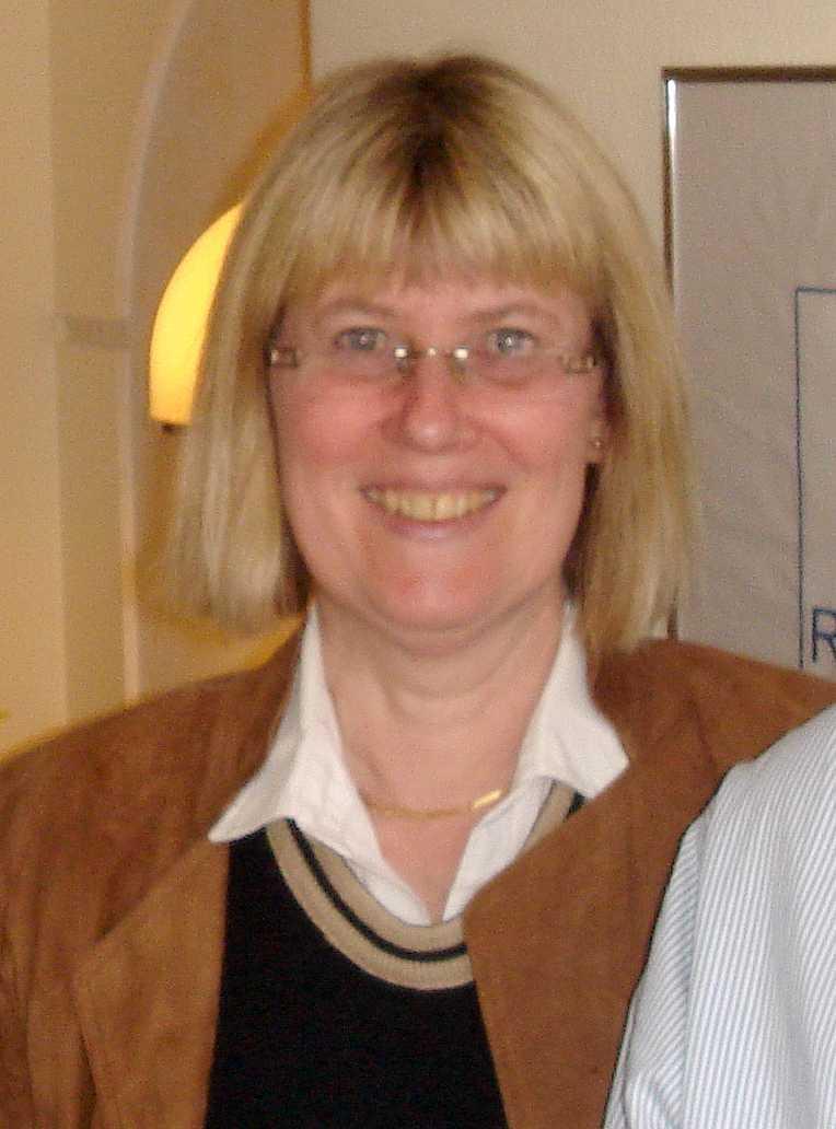 Margareta Gustavi.