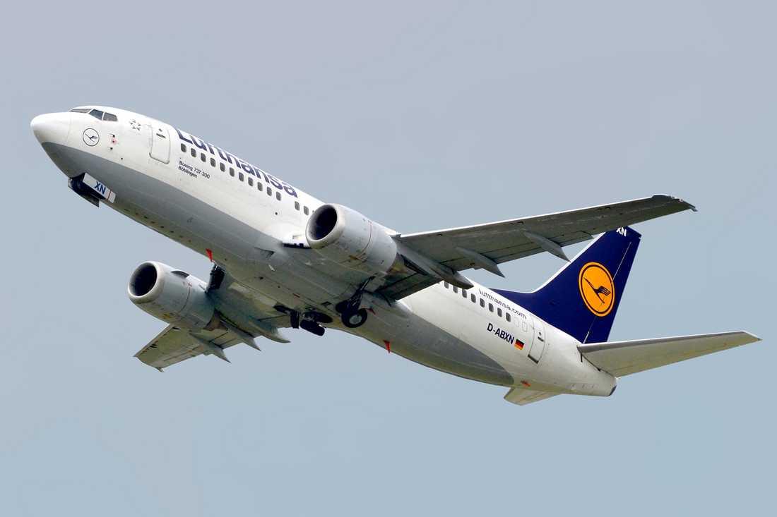 En Boeing 737-400