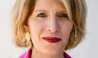 Olga Deutsch på NGO Monitor, som står bakom rapporten om bistånd till Palestinska icke-statliga organiationer.