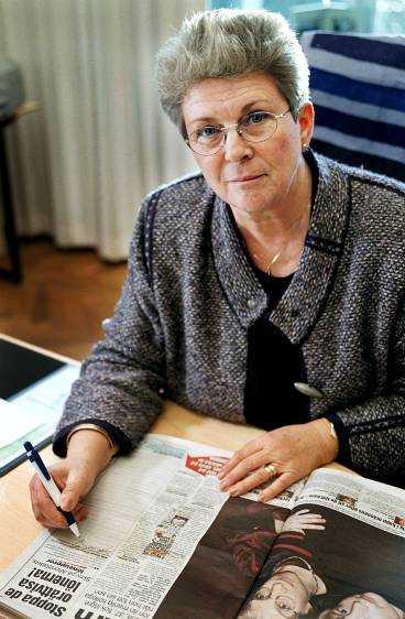 HOPPAR AV Socialförsäkringsminister Ingela Thalén har tröttnat på regeringen.