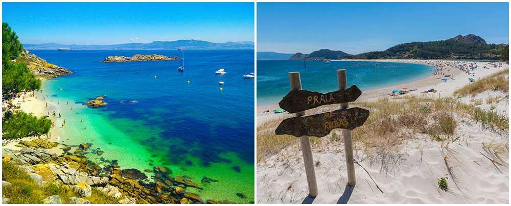 Myndigheterna vill begränsa antalet besökare bland annat på ön Cíes.