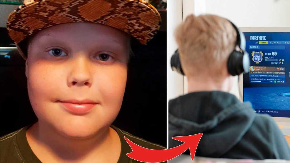 11-åriga Joakim har svårt med det sociala, men på nätet har han hittat en tillhörighet.