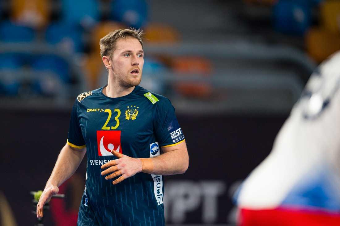 Albin Lagergren.