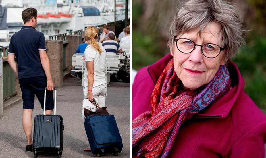 Agnes Wold om resor i sommar: Undvik fällorna