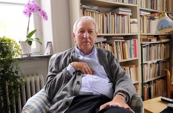 Tomas Tranströmer – efterlängtad nobelpristagare i litteratur.