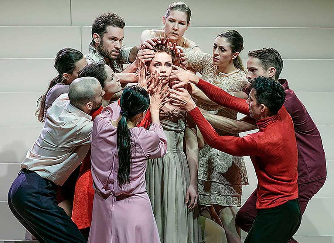 Mozarts Requiem på Malmöoperan.