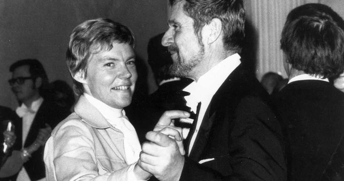 Märta och Henrik Tikkanen träffades 1956, gifte sig 1963 och levde ihop till Henriks död 1984.