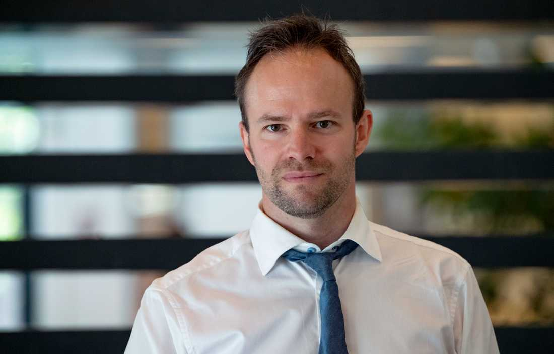 Anders Persson, statsvetare och Mellanösternkännare vid Linnéuniversitetet.