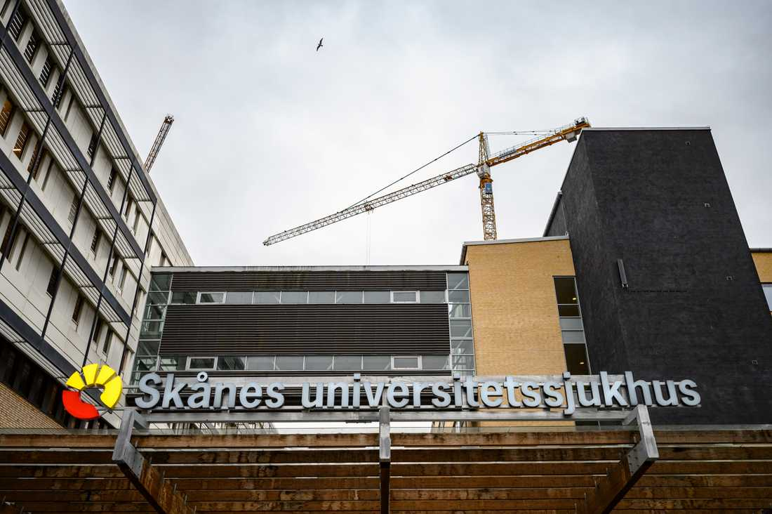 På Skånes universitetssjukhus provas en ny behandling mot blödarsjuka. Arkivbild.