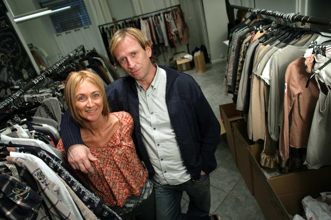 Karin Jimfelt-Ghatan och Per Holknekt grundade Odd Molly.