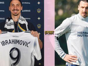 MLS  Zlatan Ibrahimovic på bänken i derbyt mellan LA Galaxy och LA ... 31225e7b4928e