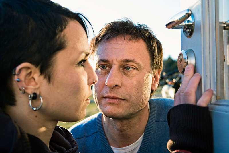 """Noomi Rapace och Michael Nyqvist gjorde """"Millennium""""-filmerna världsberömda."""
