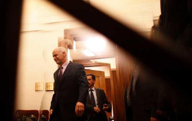 Giorgos Papandreou kommer att lämna premiärministerposten.