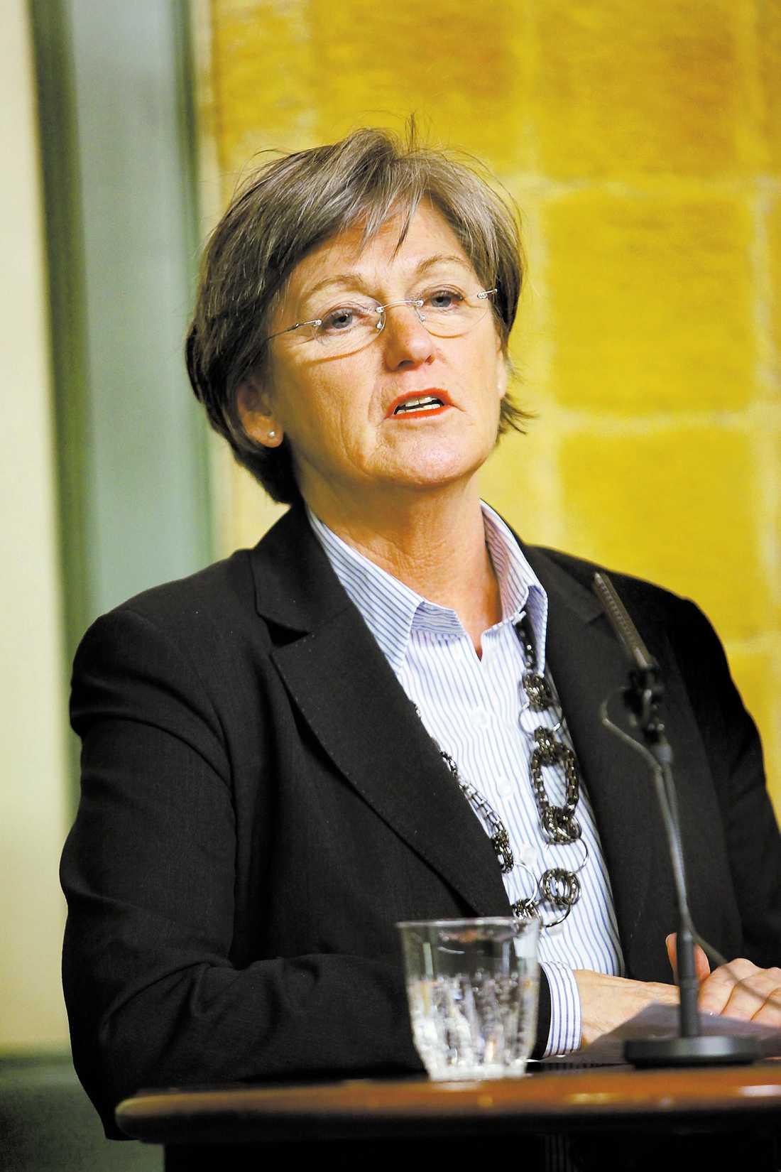 Christina Husmark Pehrsson.