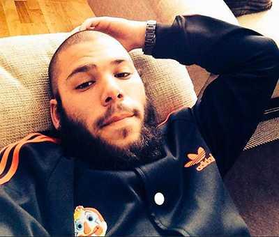 Terrormisstänkte svenske medborgaren Osama Krayem.