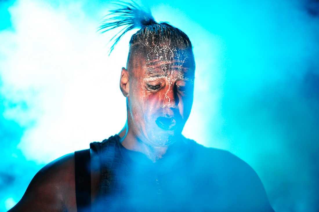 Till Lindemann.