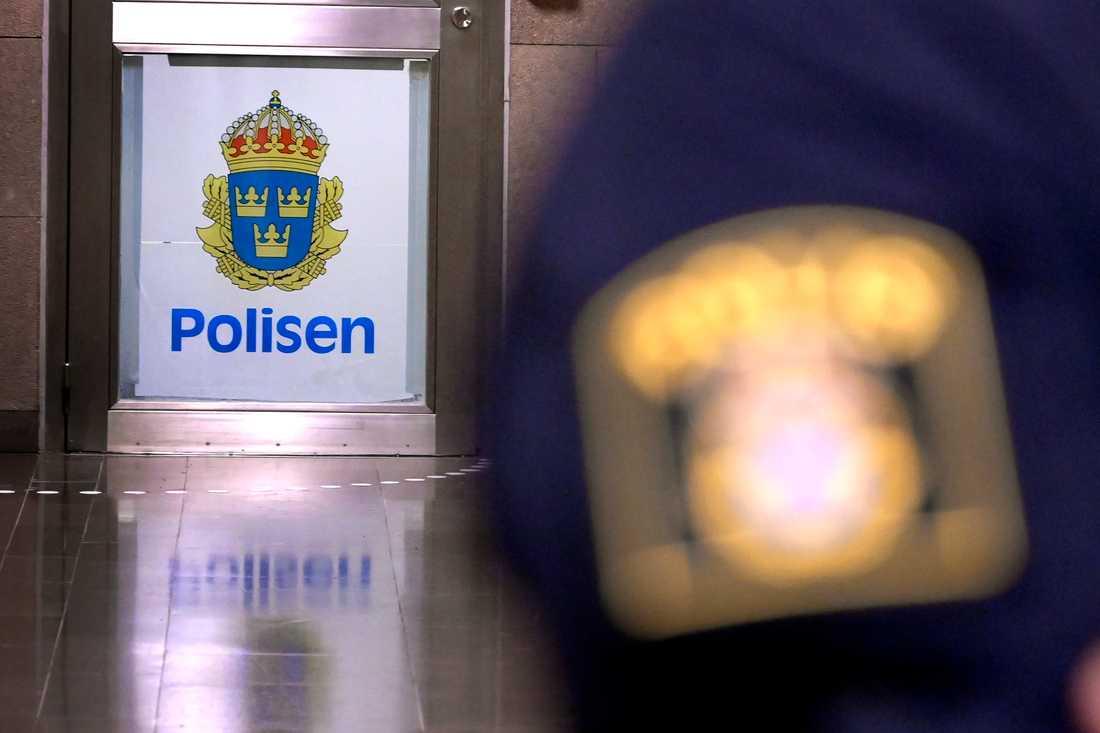 I utredningen om mordet på en 57-årig man i Karlskrona har en av de två misstänkta gjort vissa medgivanden, enligt polisen. Arkivbild.