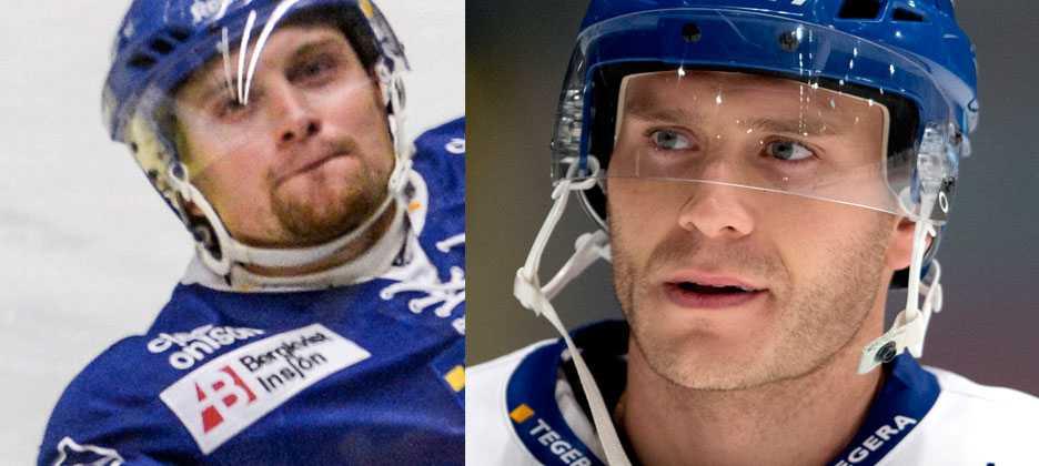 Jens Jakobs och Matt Fornataro.