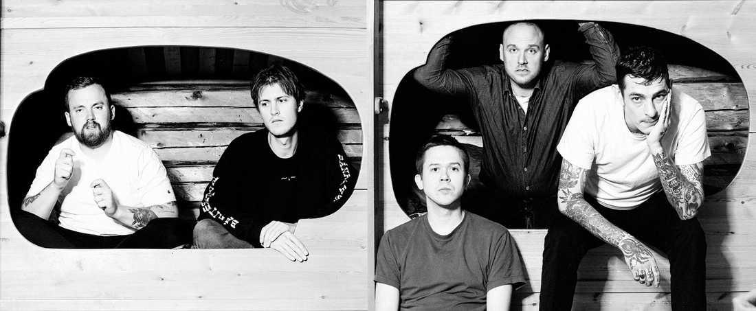 Viagra Boys hittar en helt egen identitet inom välbekanta ramar på sitt rakt igenom underhållande andra album.