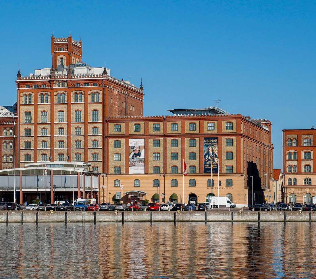 Kalmar läns museum stänger fram till 11 januari 2021. Pressbild.