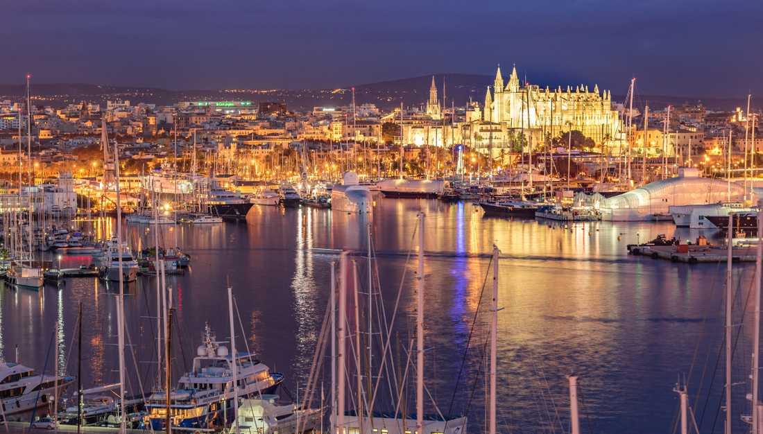 Mallorca tar till dryga böter för att stoppa fylleriet.
